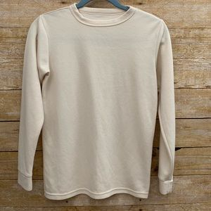 Lands' End youth large thermal shirt long sleeve